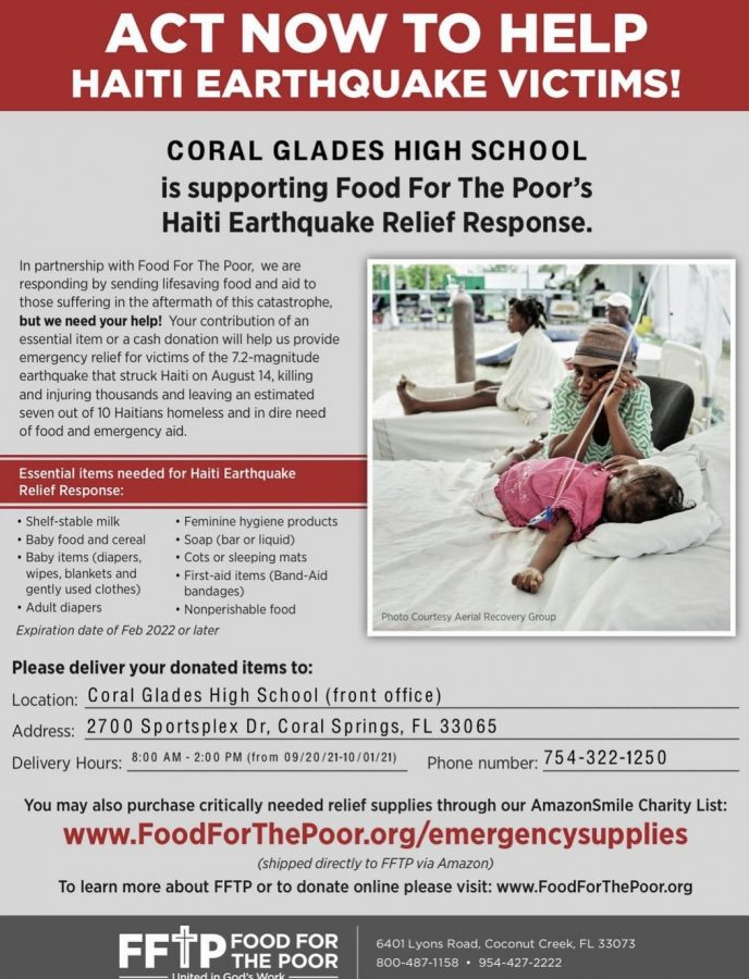 Helping Haiti, in Action!